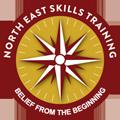 North East Skills Training Logo